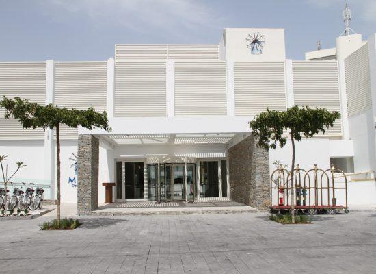 מלון מילוס ים המלח