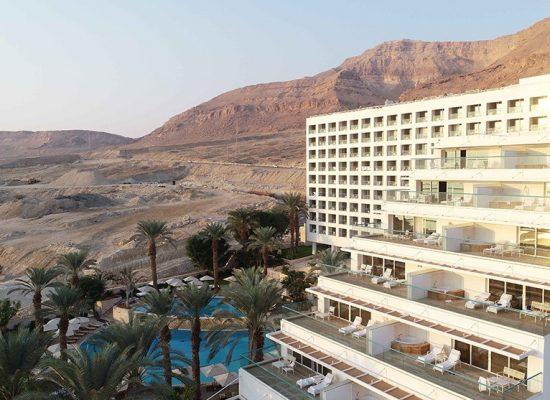 מלון ישרוטל ים המלח עין בוקק