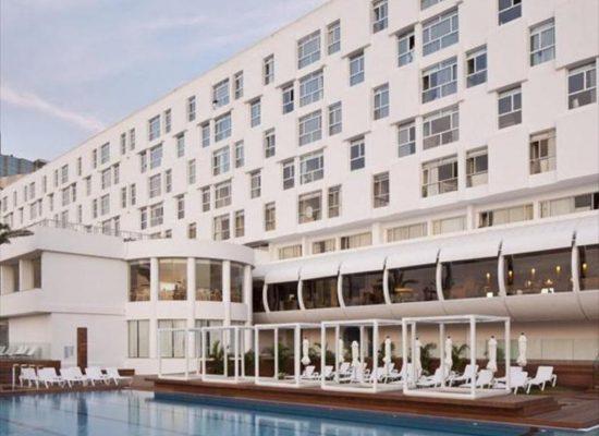 מלון גנים ים המלח