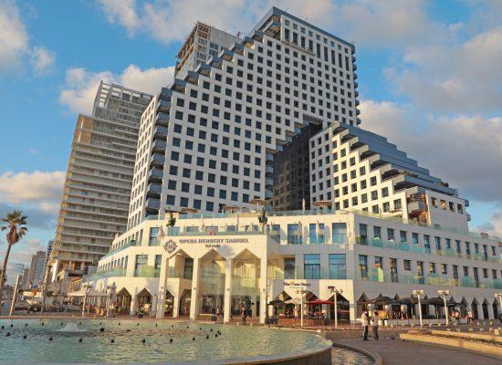 בית האופרה תל אביב